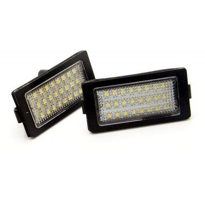 autodragons ADT - LPL - E38 LED License Plate Lamp for BMW