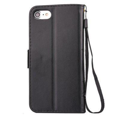 Stamp Pattern Leather Sheath Mobile Phone Case for iPhone 8iPhone Cases/Covers<br>Stamp Pattern Leather Sheath Mobile Phone Case for iPhone 8<br><br>Compatible for Apple: iPhone 8<br>Features: FullBody Cases, Wallet Case<br>Material: PU Leather<br>Package Contents: 1 x Phone Cover Case<br>Package size (L x W x H): 15.00 x 8.00 x 1.30 cm / 5.91 x 3.15 x 0.51 inches<br>Package weight: 0.0650 kg<br>Product size (L x W x H): 14.80 x 7.90 x 1.20 cm / 5.83 x 3.11 x 0.47 inches<br>Product weight: 0.0630 kg<br>Style: Cool