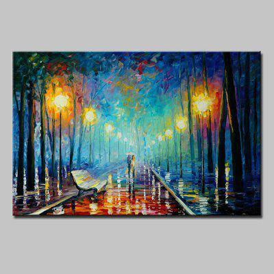 Mintura MT160532 Hand Painted Canvas Oil Painting