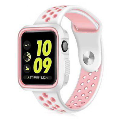 Shockproof Protective Cover Case for 38mm Apple Watch