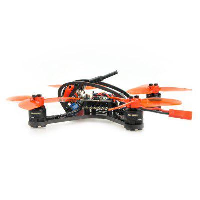 Leader - 120 120mm FPV Racing Drone - PNPBrushless FPV Racer<br>Leader - 120 120mm FPV Racing Drone - PNP<br><br>Battery (mAh): 500mAh<br>Firmware: BLHeli-S<br>Flight Controller Type: F3<br>Functions: DShot300, DShot600, Oneshot125, DShot150, Damped Light, Oneshot42, Multishot<br>Input Voltage: 2 - 3S<br>KV: 7500<br>Model: 1104<br>Motor Type: Brushless Motor<br>Package Contents: 1 x Drone ( Battery Included ), 4 x Spare Propeller<br>Package size (L x W x H): 15.00 x 15.00 x 5.00 cm / 5.91 x 5.91 x 1.97 inches<br>Package weight: 0.2000 kg<br>Product size (L x W x H): 11.50 x 9.00 x 3.00 cm / 4.53 x 3.54 x 1.18 inches<br>Product weight: 0.0658 kg<br>Sensor: CMOS<br>Type: Frame Kit<br>Version: PNP<br>Video Resolution: 600TVL ( horizontal )