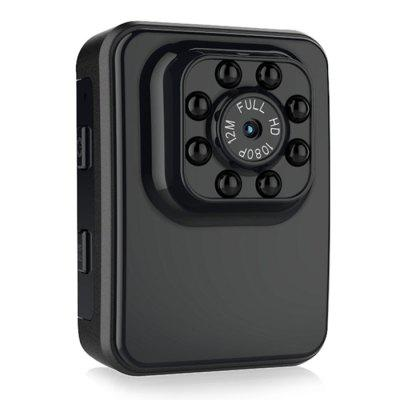 Quelima R3 Mini Câmera DVR Full HD Veicular WiFi