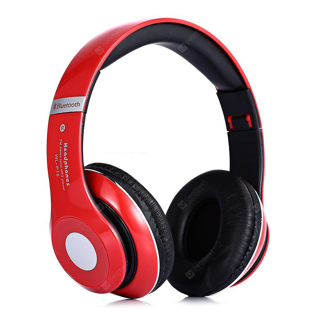 P15 Over-Ear-faltbares Stereo-Bluetooth-Headset