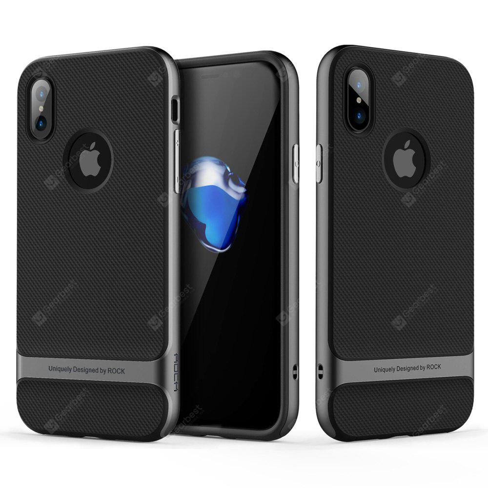 Rock Ultra-slim Shatter-proof Cover Case for iPhone X