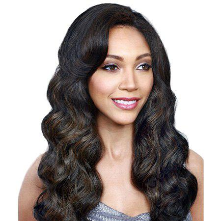 Female Charming Wavy Artificial Hair Synthetic Wig