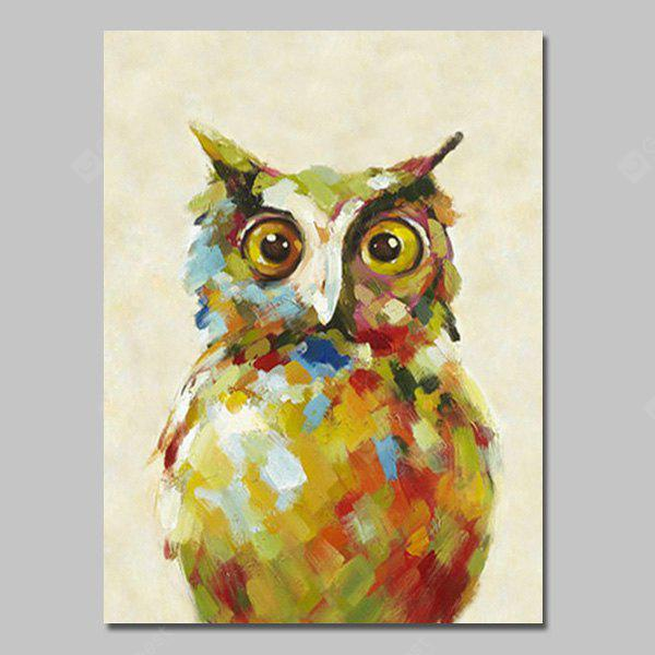 Mintura MT160681 Hand Painted Canvas Oil Painting