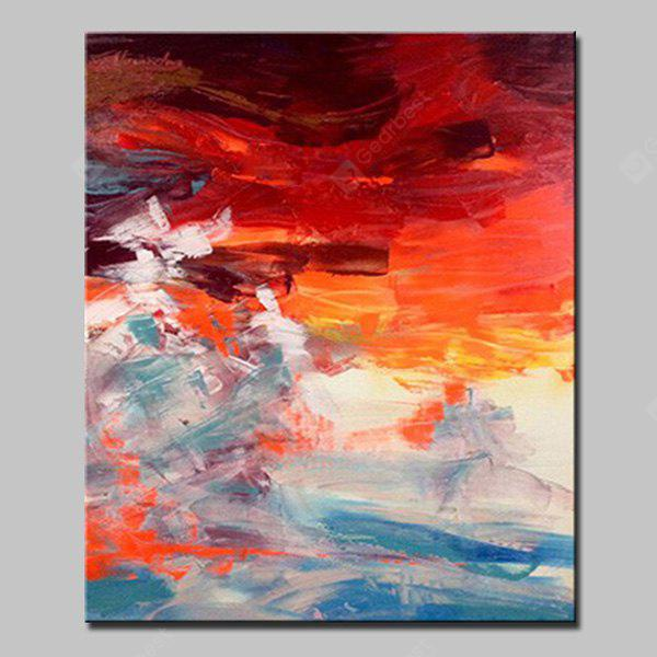 Mintura MT160667 Abstract Canvas Oil Painting