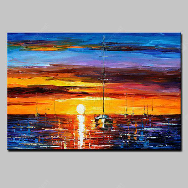 Mintura MT160522 Hand Painted Oil Painting