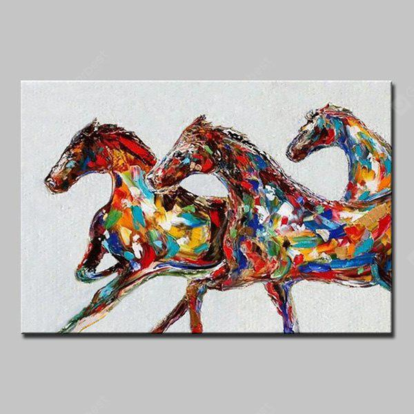 Mintura MT160521 Hand Painted Canvas Oil Painting