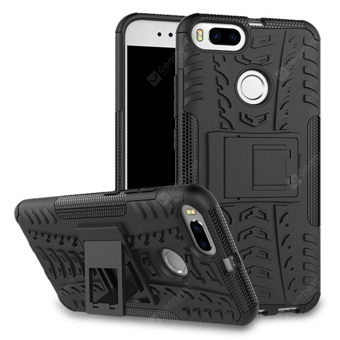 Anti-drop Back Cover Case with Stand for Xiaomi A1