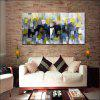 Mintura MT160703 Modern Abstract Canvas Oil Painting - COLORMIX