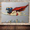 Mintura MT160679 Hand Painted Canvas Oil Painting - COLORMIX