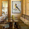 Mintura MT160680 Hand Painted Canvas Oil Painting - COLORMIX
