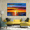 Mintura MT160522 Hand Painted Oil Painting - COLORMIX