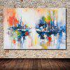 Mintura MT160523 Hand Painted Oil Painting - COLORMIX
