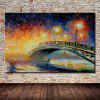 Mintura MT160533 Hand Painted Oil Painting - COLORMIX