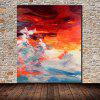 Mintura MT160667 Abstract Canvas Oil Painting - COLORMIX