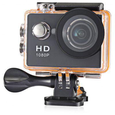 A9 HD 1080P MJPEG 2 inch LCD IP68 30m Waterproof Sports Action Camera DVR only $20.99