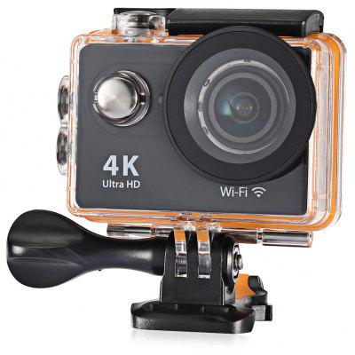 H9R 170 Degree Wide Angle 4K Ultra HD WiFi Action Camera Image