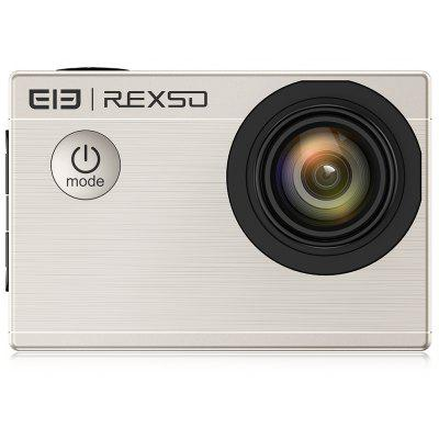 Elephone REXSO Explorer X Action Camera 4K 30fps HD – CHAMPAGNE GOLD
