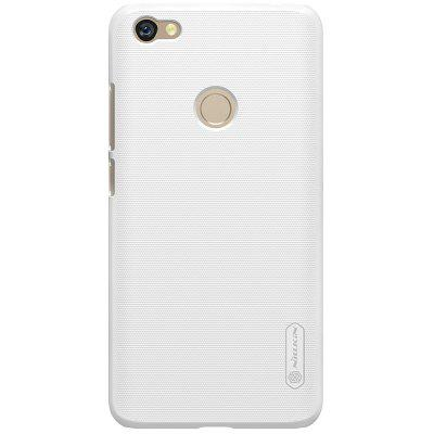 Buy WHITE Nillkin Super Frosted Case for Xiaomi Redmi Note 5A  (High Ed. ) for $6.84 in GearBest store