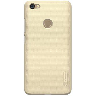 Buy GOLDEN Nillkin Super Frosted Case for Xiaomi Redmi Note 5A  (High Ed. ) for $6.84 in GearBest store