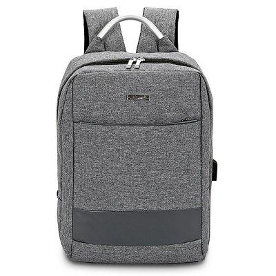 Male Simple Durable Large Capacity Backpack