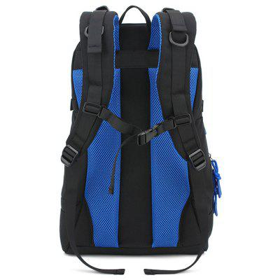 Fashion Large Capacity Backpack for MenBackpacks<br>Fashion Large Capacity Backpack for Men<br><br>Features: Wearable<br>For: Daily Use, Traveling, Shopping<br>Gender: Men<br>Material: Oxford Fabric<br>Package Size(L x W x H): 38.00 x 30.00 x 10.00 cm / 14.96 x 11.81 x 3.94 inches<br>Package weight: 1.0700 kg<br>Packing List: 1 x Backpack<br>Product weight: 1.0500 kg<br>Style: Fashion, Casual<br>Type: Backpacks