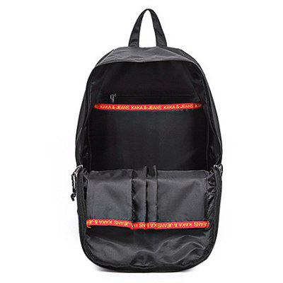 Oxford Fabric Fashion Multifunctional Outdoor BackpacBackpacks<br>Oxford Fabric Fashion Multifunctional Outdoor Backpac<br><br>Features: Wearable<br>Gender: Men<br>Material: Oxford Fabric<br>Package Size(L x W x H): 32.00 x 5.00 x 46.00 cm / 12.6 x 1.97 x 18.11 inches<br>Package weight: 0.5300 kg<br>Packing List: 1 x Backpack<br>Product Size(L x W x H): 31.00 x 15.00 x 45.00 cm / 12.2 x 5.91 x 17.72 inches<br>Product weight: 0.5100 kg<br>Style: Casual, Fashion<br>Type: Backpacks