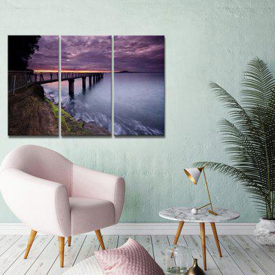 JOY ART 0088 Stretched Modern Bridge Canvas Print 3PCSPrints<br>JOY ART 0088 Stretched Modern Bridge Canvas Print 3PCS<br><br>Brand: JOY ART<br>Craft: Print<br>Form: Three Panels<br>Material: Canvas<br>Package Contents: 3 x Print<br>Package size (L x W x H): 62.00 x 8.00 x 32.00 cm / 24.41 x 3.15 x 12.6 inches<br>Package weight: 1.7000 kg<br>Painting: Include Inner Frame<br>Product weight: 1.3000 kg<br>Shape: Vertical<br>Style: Modern<br>Subjects: Still Life<br>Suitable Space: Bedroom,Living Room