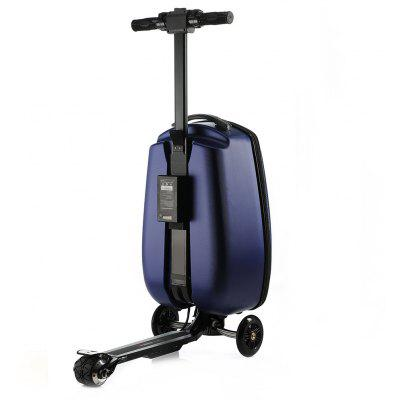iubest IU - DX02 3-wheel Detachable Electric Suitcase Scooter