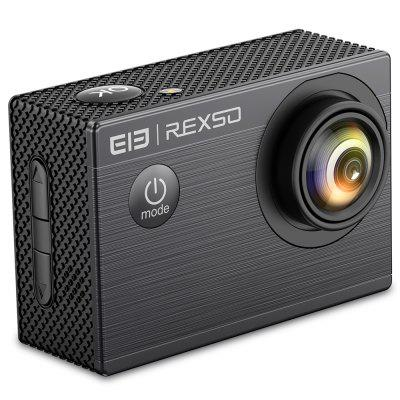 Gearbest Elephone REXSO Explorer X Action Camera 4K 30fps HD
