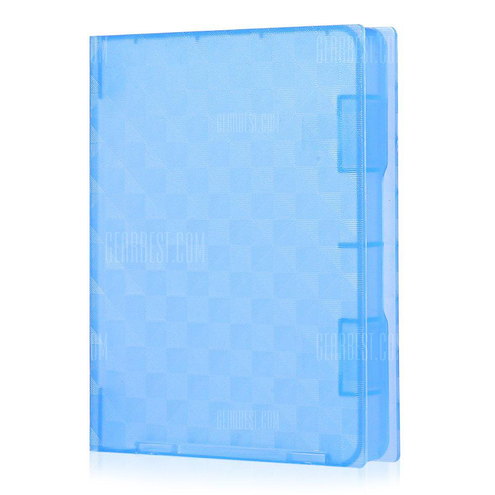 22P07 - RTK Hard Disk Protection Storage Box 2.5 inch BLUE