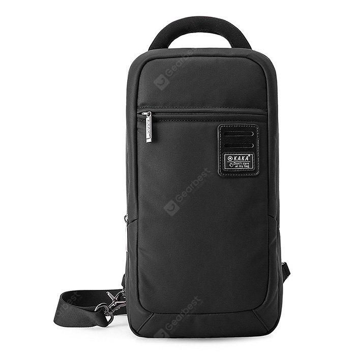 Korean Style Multifunctional Water-proof Portable Chest Bag