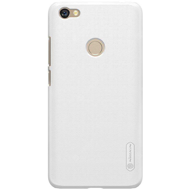 WHITE Nillkin Super Frosted Case for Xiaomi Redmi Note 5A  (High Ed. )