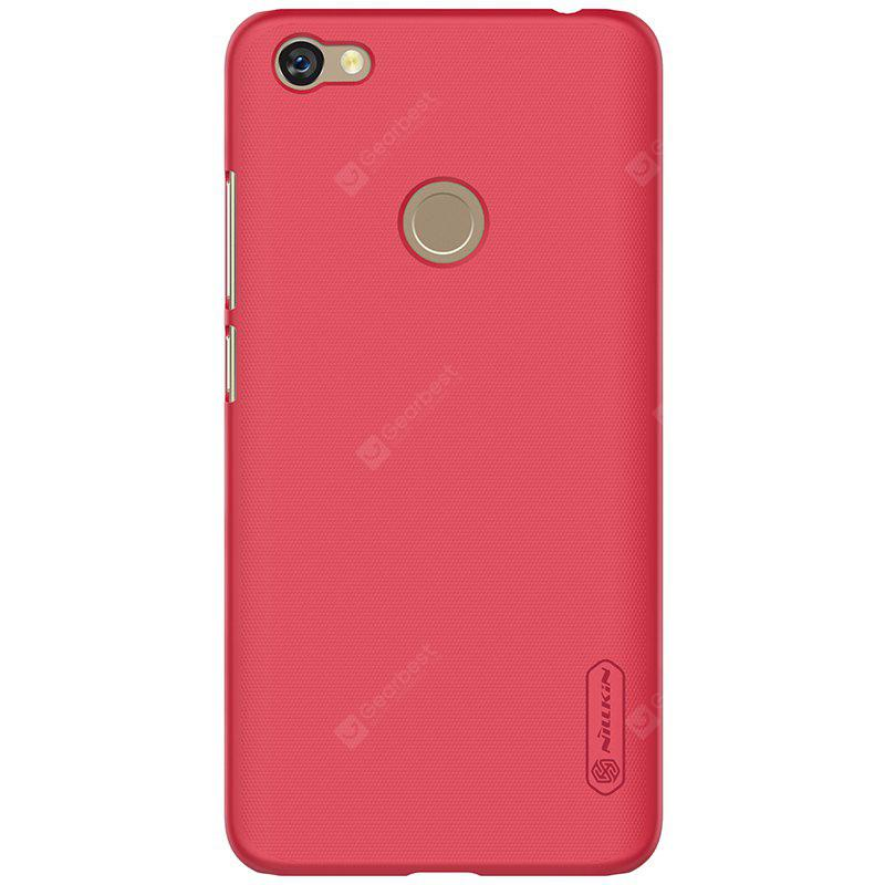 RED Nillkin Super Frosted Case for Xiaomi Redmi Note 5A  (High Ed. )
