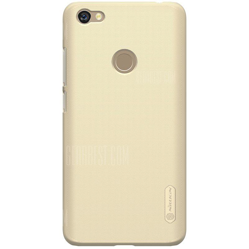 GOLDEN Nillkin Super Frosted Case for Xiaomi Redmi Note 5A  (High Ed. )