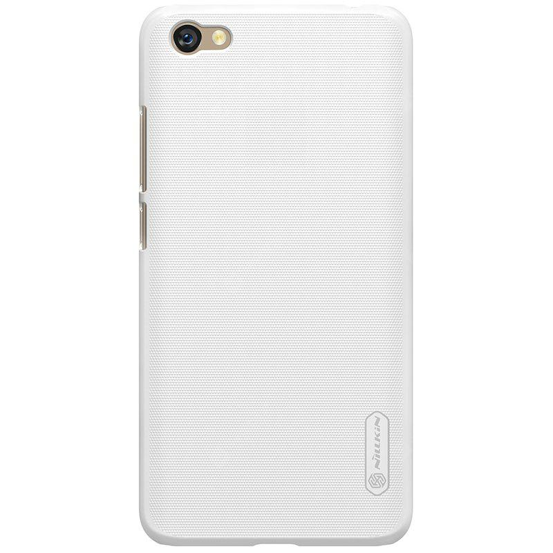 WHITE Nillkin Super Frosted Case for Xiaomi Redmi Note 5A  (Standard Ed. )