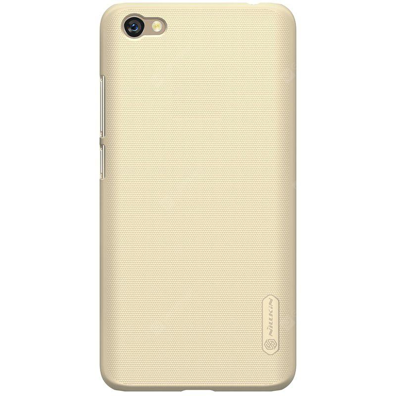 GOLDEN Nillkin Super Frosted Case for Xiaomi Redmi Note 5A  (Standard Ed. )