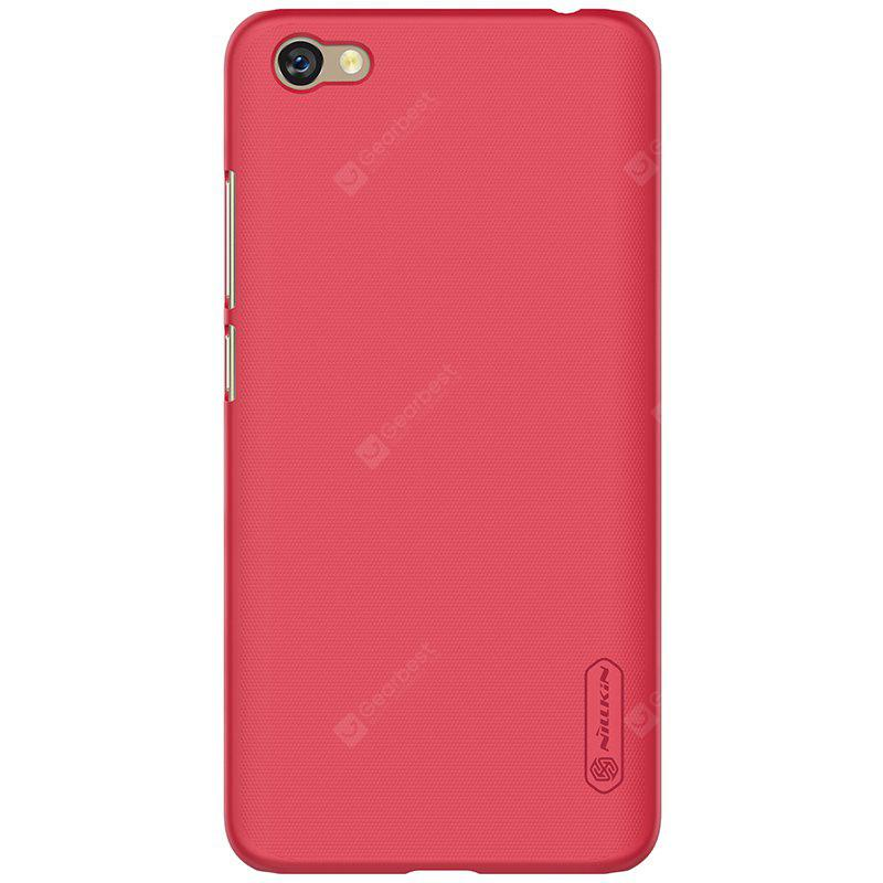 RED Nillkin Super Frosted Case for Xiaomi Redmi Note 5A  (Standard Ed. )