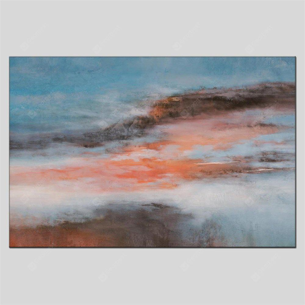 Hua Tuo Modern Oil Painting Abstract Hanging Wall Art