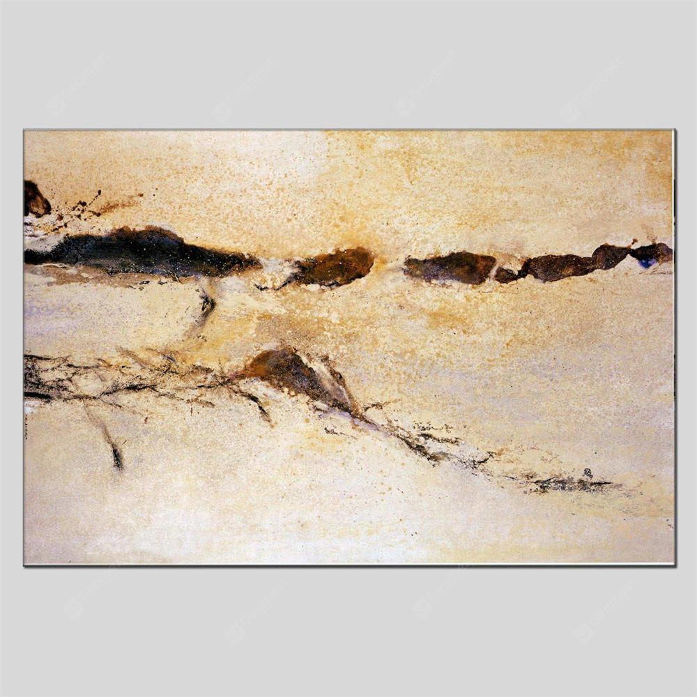COLORMIX Hua Tuo Modern Canvas Oil Painting Abstract Framed Wall Art