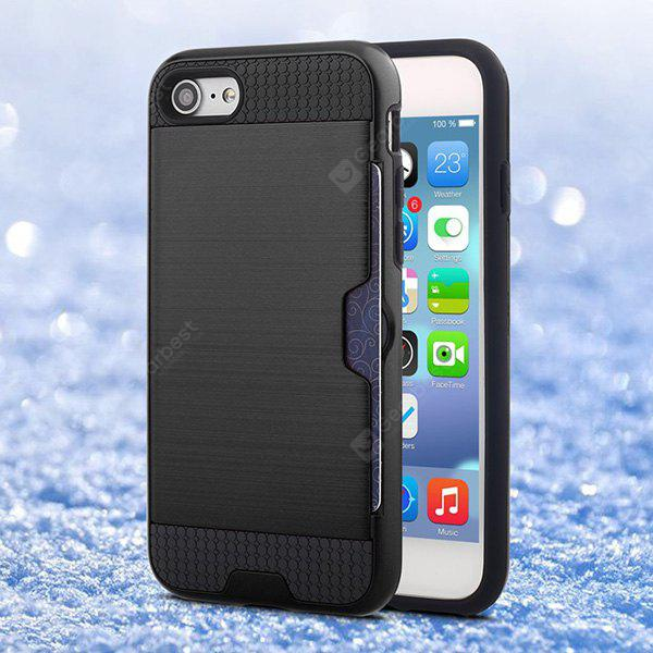 Trendy Anti-scratch Back Cover Case for iPhone 7