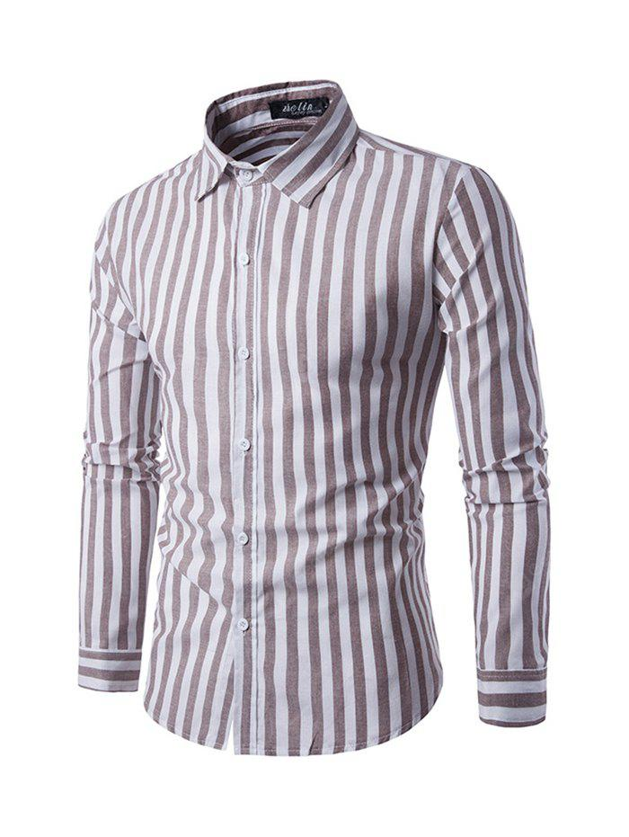 Chemise Homme Cool Fashion Stripes