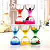 Acrylic Hourglass with Floating Animal for Decoration / Gift 1pc - COLORMIX