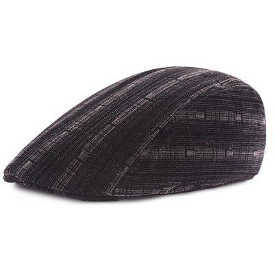 Fashion Texture Pattern Men Beret Hat for Men