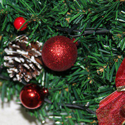 Christmas Best Christmas Gift Decorations GarlandChristmas Supplies<br>Christmas Best Christmas Gift Decorations Garland<br><br>For: All<br>Material: PVC<br>Package Contents: 1 x Christmas Decoration<br>Package size (L x W x H): 52.00 x 52.00 x 6.00 cm / 20.47 x 20.47 x 2.36 inches<br>Package weight: 1.7500 kg<br>Product size (L x W x H): 50.00 x 50.00 x 5.00 cm / 19.69 x 19.69 x 1.97 inches<br>Product weight: 1.6500 kg<br>Usage: Christmas, Party, Birthday, New Year, Halloween, Others