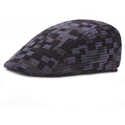 Keep Warm Outdoor Hiking Beret Hat para homens