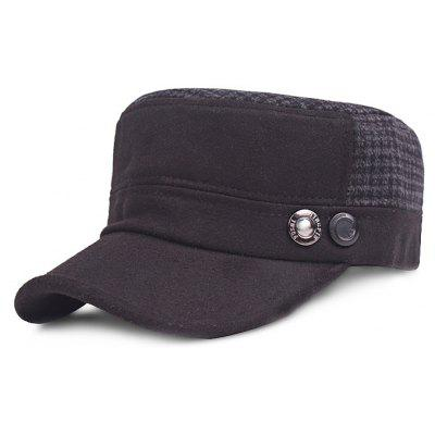 Fashionale Outdoor Cotton Baseball Sun Hat for Men