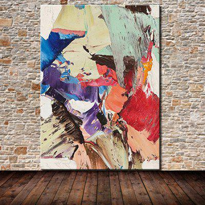 Mintura MT160684 Oil Painting Hand-painted Abstract ArtOil Paintings<br>Mintura MT160684 Oil Painting Hand-painted Abstract Art<br><br>Brand: Mintura<br>Craft: Oil Painting<br>Form: One Panel<br>Material: Canvas<br>Package Contents: 1 x Oil Painting<br>Package size (L x W x H): 81.00 x 5.00 x 5.00 cm / 31.89 x 1.97 x 1.97 inches<br>Package weight: 0.6000 kg<br>Painting: Without Inner Frame<br>Product weight: 0.5000 kg<br>Shape: Vertical<br>Style: Abstract<br>Subjects: Abstract<br>Suitable Space: Bedroom,Cafes,Hotel,Living Room
